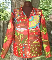 233 best quilted garments images on Pinterest | Factory design ... & A fun pieced jacket that gives you the chance to embellish with Beads,  Buttons and Bling. The jacket is made with pieced strips and quilted panels  then ... Adamdwight.com