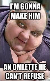 Obese Bargaining Mobster memes | quickmeme via Relatably.com
