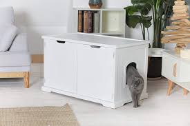 Best Litter Box Design Top 5 Best Cat Litter Box Furniture For Your Kittys Privacy