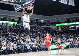 Odu Mens Basketball Vs Middle Tennessee Chartway Arena