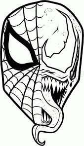 Coloring book pages coloring pages for kids coloring sheets marvel coloring nerd art venom art drawings character design geek stuff. Venom Coloring Pages 60 Coloring Pages Free Printable
