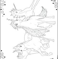 Mia And Me Coloring Pages Staggering Download And Me Coloring Pages