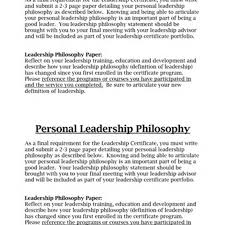 example personal leadership vision statements at edu net pl example personal leadership vision statements pic