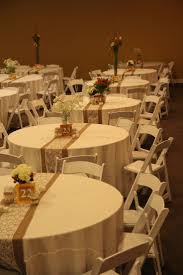 Burlap Round Table Overlays 17 Best Ideas About Round Table Wedding On Pinterest Round Table