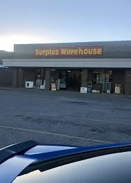 surplus warehouse of olive