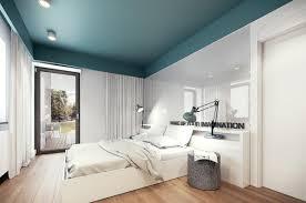 Modern Bedroom Doors Small Modern Home Visualization