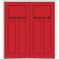 red double front doors. Interesting Red 64  In Red Double Front Doors D