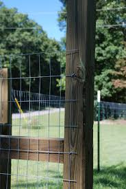 2x4 welded wire fence. Putting In Metal T-posts, Pounding Gravel Around 4x4 Posts And Hanging 2x4 Welded Wire Fencing. So, You\u0027ll Just Have To Bear With Me As I Share Some More Fence T