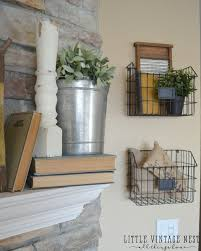 simple fix to make your new decor books old