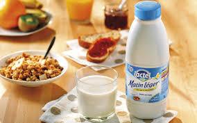 """Résultat de recherche d'images pour """"lait lactel facile a digérer"""""""