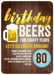 Mens Birthday Invitations 80th Birthday Invitations 30 Best Invites For An 80th Birthday Party