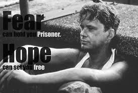 shawshank redemption hope quote google search hope shawshank redemption hope quote google search