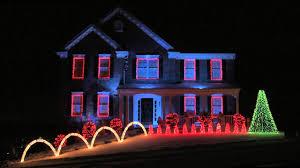 Polar Express Lights The Polar Express Christmas Light Show