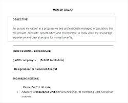 Free Download Resume Samples International Resume Format Free