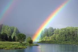 Rainbow River Nature Free Photo On Pixabay