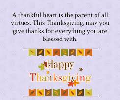Quotes About Thanksgiving Beauteous Best Thanksgiving Wishes Messages Greetings 48 SayingImages