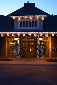 outdoor holiday lighting ideas architecture. Modren Ideas Diy Outdoor Ornament Lights Holiday Ideas Home Design On Lighting Architecture G