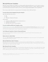 Microsoft Word 2018 Resume Template Enchanting 28 Business Letter Templates Examples Template Design Ideas