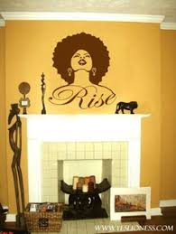 the rise decal mancave ideasafrican artafrican american  on african american wall art ideas with african wall art about beautiful tribal african girl vinyl