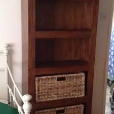 Used Next Dakota mango wood furniture set lounge in LU3 Luton for