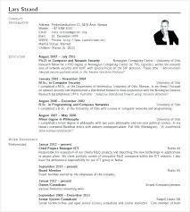 How To Open Resume Template Microsoft Word 2007 Extraordinary Resume Template On Microsoft Word 48 Simple Resume Format