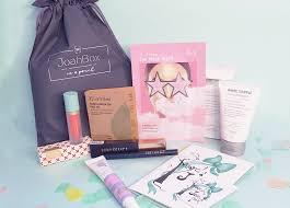 korean skincare box joahbox
