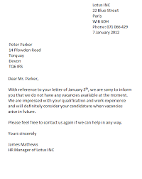Official Mails Sample Sample Formal Letter Business English Writing