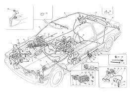 maserati 228 order online eurospares maserati 228 wiring harness and electrical components diagram