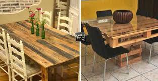 Tavoli Da Giardino In Pallet : Tavoli in pallet tavolo da pranzo fatta di robin wood