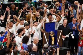 NBA Finals Game Six Milwaukee vs. Phoenix: Bucks Win NBA Finals, 105-98 -  Brew Hoop