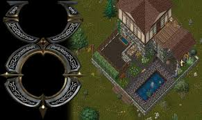 Small Picture Ultima Online building a custom medium house YouTube