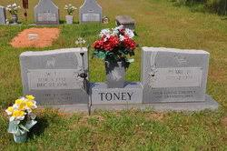 W. T. Toney (1937-1996) - Find A Grave Memorial