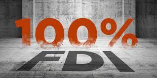 Thành lập công ty 100% vốn nước ngoài
