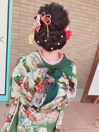 成人式ヘアアレンジ振袖のテイスト別に合うもの15選hair