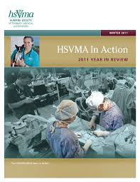 HSVMA In Action