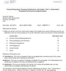 cma exam scoring and expected result dates cma diagnostic report 2
