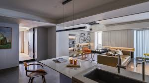 apartment design. Brilliant Design An Apartment Design Inspired By Hobbies And Artisanal Beauty To A