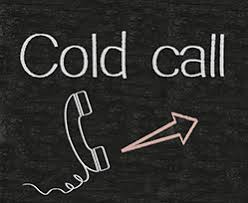 Image result for cold calls