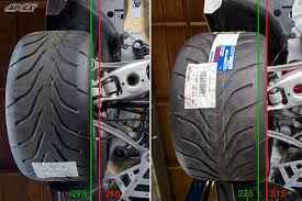 BMW Convertible best tires for bmw : Squeezing a 315 R-Compound Tire Onto A Stock F8X M3/M4