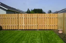 wood fence backyard. Shadow Box Wood Fences Denton TX Fence Backyard N