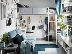 BEDROOM FURNITURE INSPIRATION - IKEA