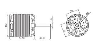 motor adjustor 700mx brushless motor 510kv rcm bl700mx hml70m02 wiring schematic drawing