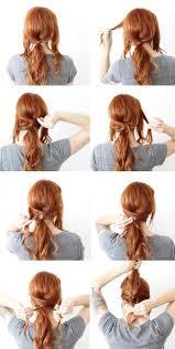 12 Peinados F Ciles Para Salir De Un Apuro Y No Verte Desali Ada