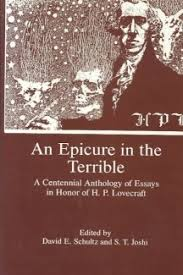 an epicure in the terrible a centennial anthology of essays in  305284