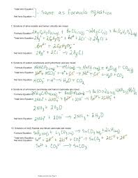net ionic equations mrs mings classes home pages 1 2 text version fliphtml5
