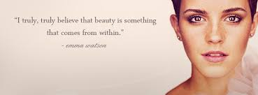Celebrity Beauty Quotes Best Of Beauty Is Something That Comes From Within Facebook Cover Profile