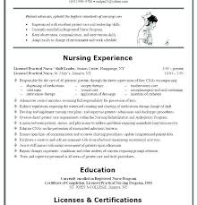 Examples Of Lpn Resumes Lpn Nursing Resume Examples Lpn Resume Template Free