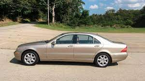 Rear wheel drive 18 combined mpg. 2003 Mercedes Benz S430 L110 Kissimmee 2018