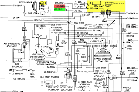 99 dodge cummins voltage regulator and alternator wiring wiring Simple Alternator Wiring Diagram i have an 84 ramcharger with 318 auto 4x4 having a charging issue ls1 alternator wiring 2002 dodge alternator wiring diagram