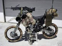 re motoped survival bike by jeepster moped army